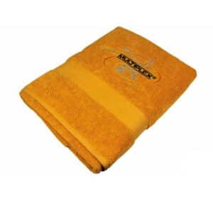 Multiplex Bath Towel Orange with MPX Logo, 70x140cm