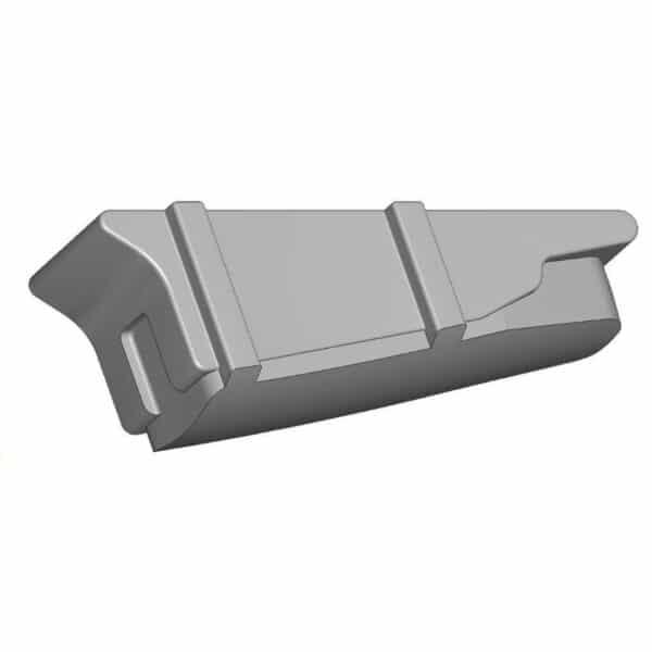 Multiplex Fuselage Filling Piece (landing gear) LENTUS