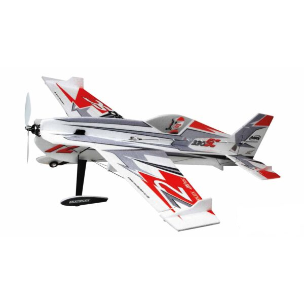 Multiplex Kit Extra 330SC Indoor Edition red_silver