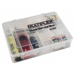 Multiplex Model Service Box