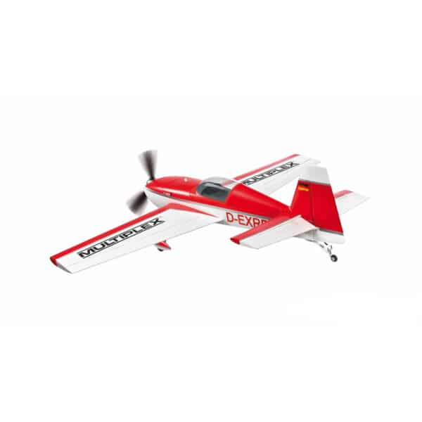 Multiplex RR EXMultiplex RR EXTRA 300 S Tail ViewTRA 300 S Tail View