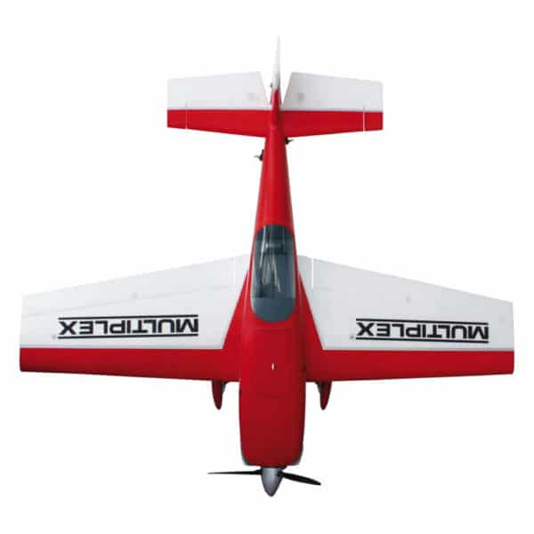 Multiplex RR EXTRA 300 S Top View