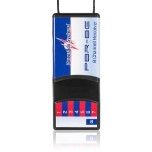 Powerbox PBR-8E 8 Channel Receiver